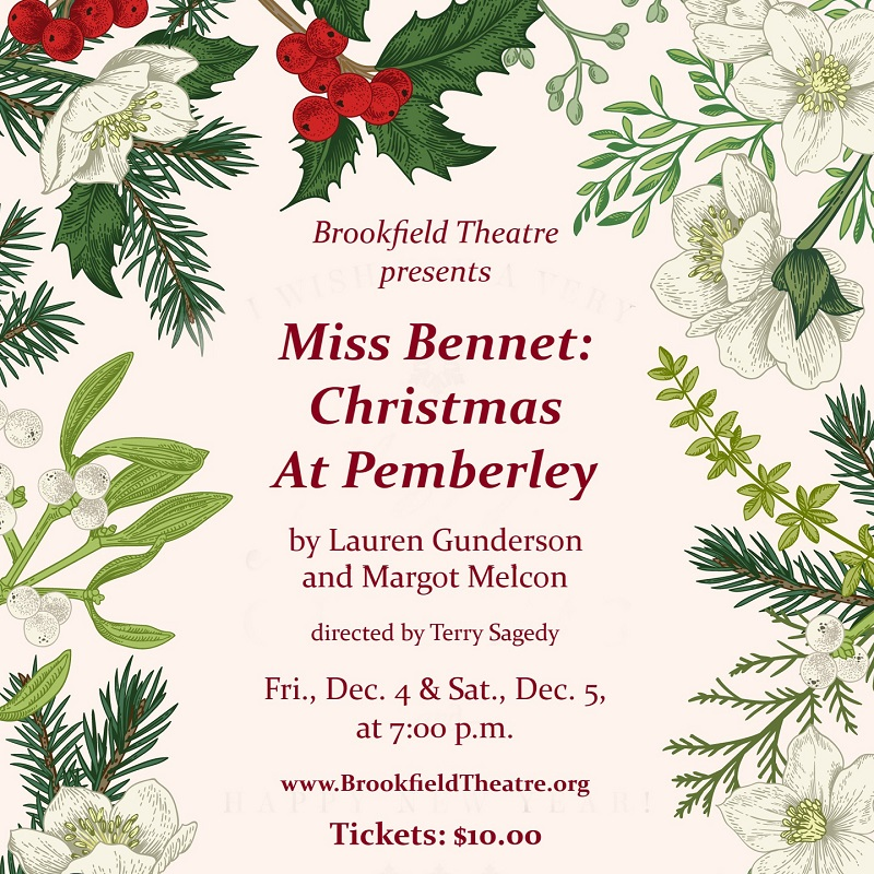 Miss Bennet: Christmas at Pemberly